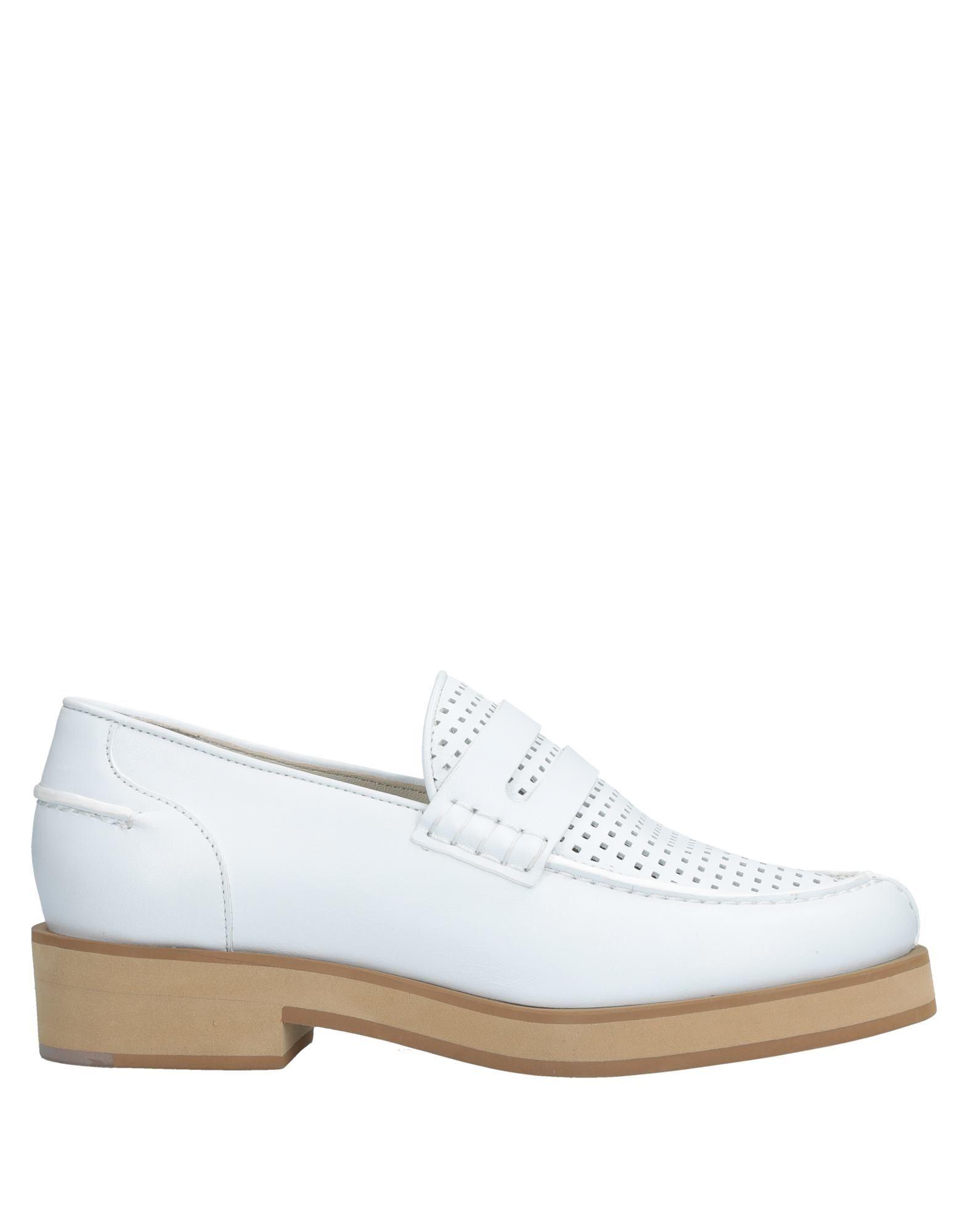 Jil Sander Navy Mokassins Damen 11542099CV  11542099CV Damen Neue Schuhe fe13d6
