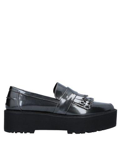 Zapatos de hombres hombres hombres y mujeres de moda casual Mocasín Bally Mujer - Mocasines Bally- 45403622SN Plomo 2d80cb