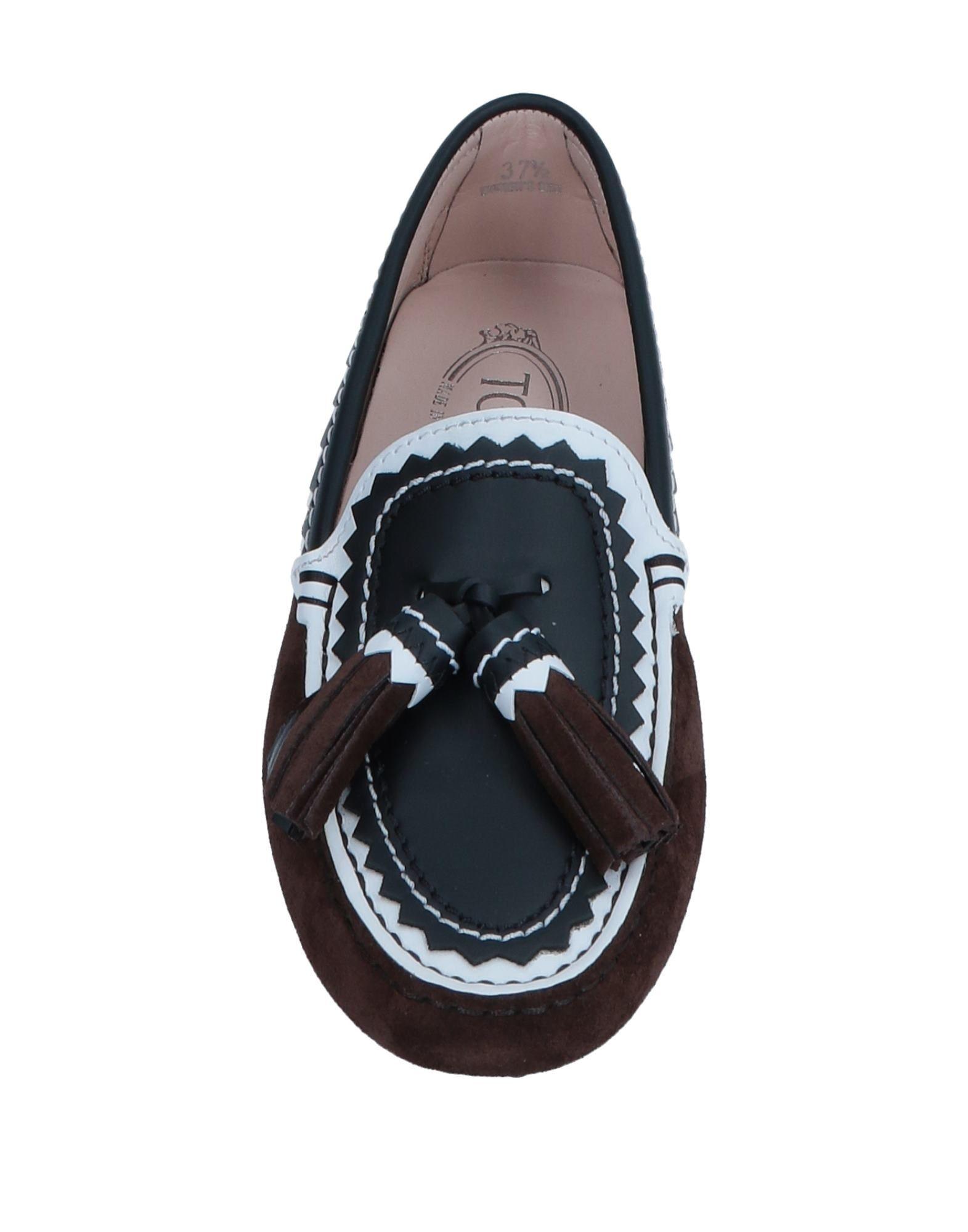 Tod's  Mokassins Damen  Tod's 11542106OHGünstige gut aussehende Schuhe c3dabe