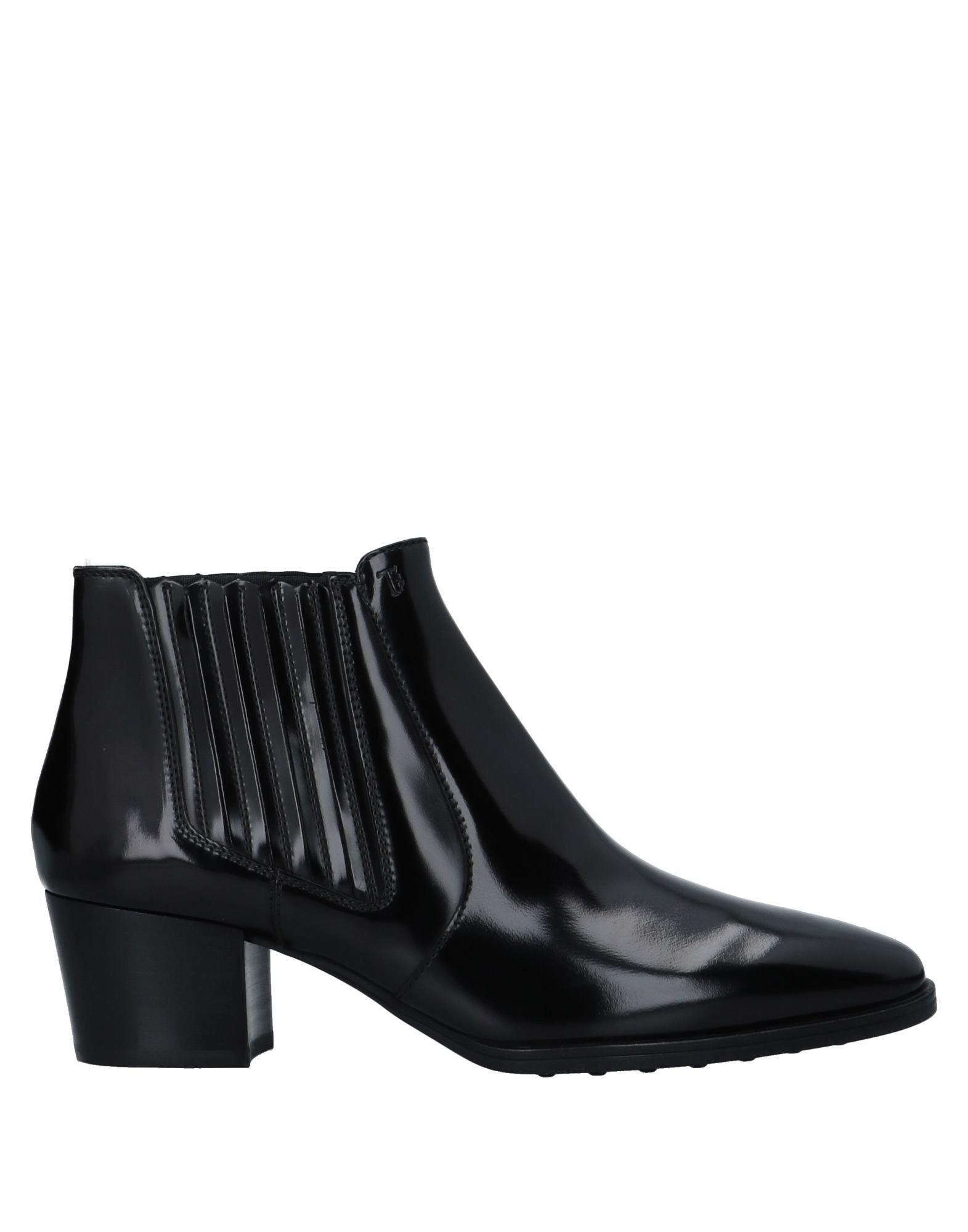 Tod's Stiefelette Damen  11542118QEGünstige gut aussehende Schuhe