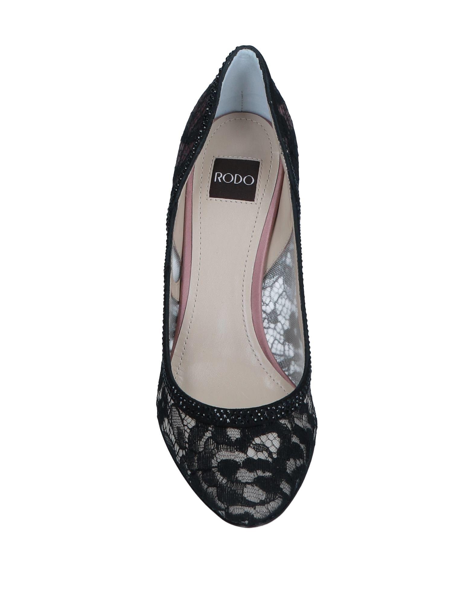 Rodo Pumps aussehende Damen  11542122KBGünstige gut aussehende Pumps Schuhe 8379be