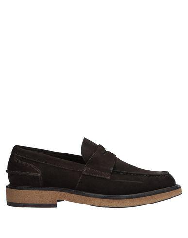 Zapatos con descuento Mocasín Santoni Hombre - Mocasines Santoni - 11542127KA Cacao