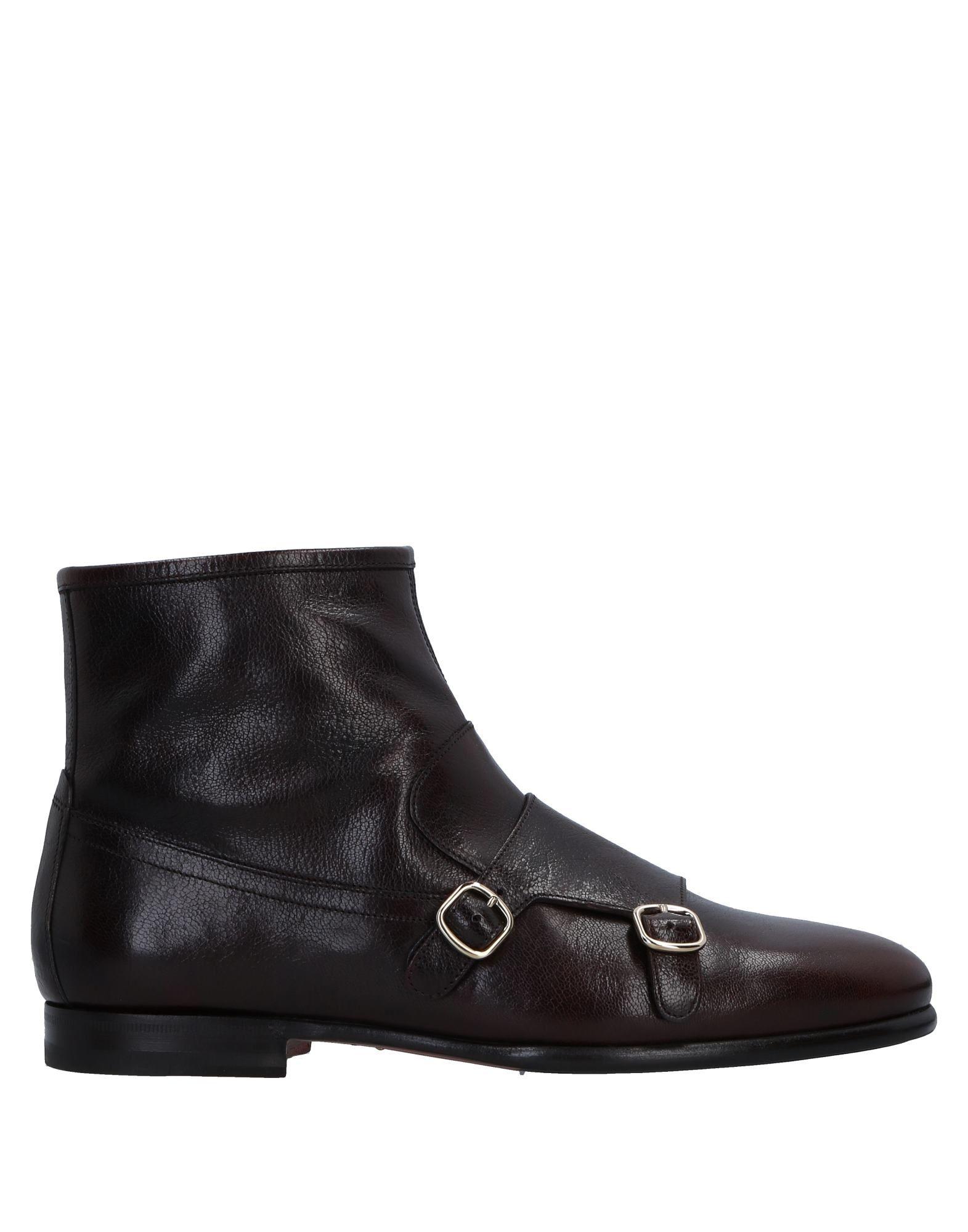 Santoni Stiefelette Herren  11542131JS Gute Qualität beliebte Schuhe