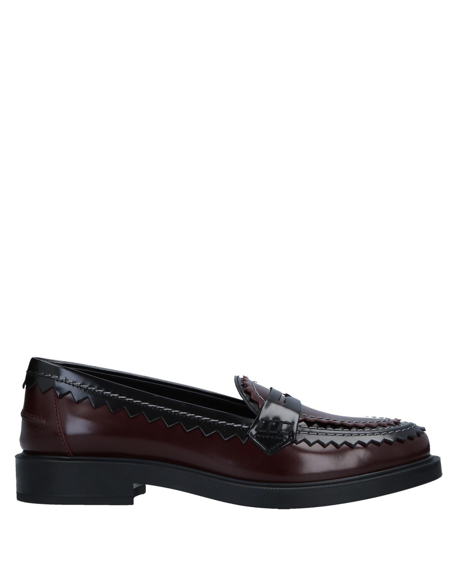 Rabatt Schuhe Tod's Mokassins Damen  11542201FI