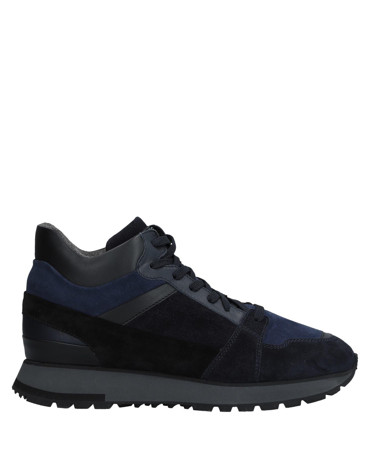 Santoni Sneakers Herren  11542216GH Heiße Schuhe