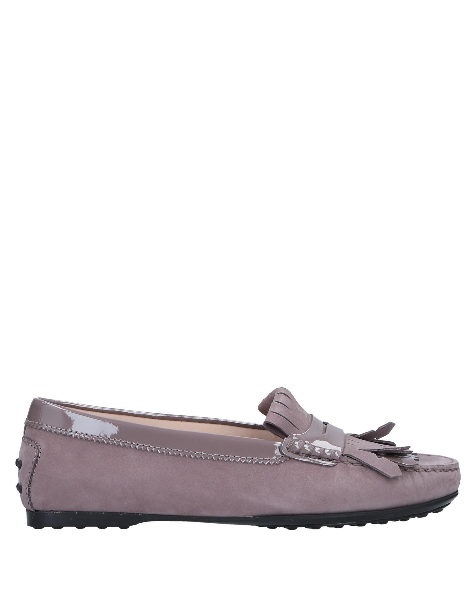 Rabatt Schuhe Tod's Mokassins Damen  11542217JT