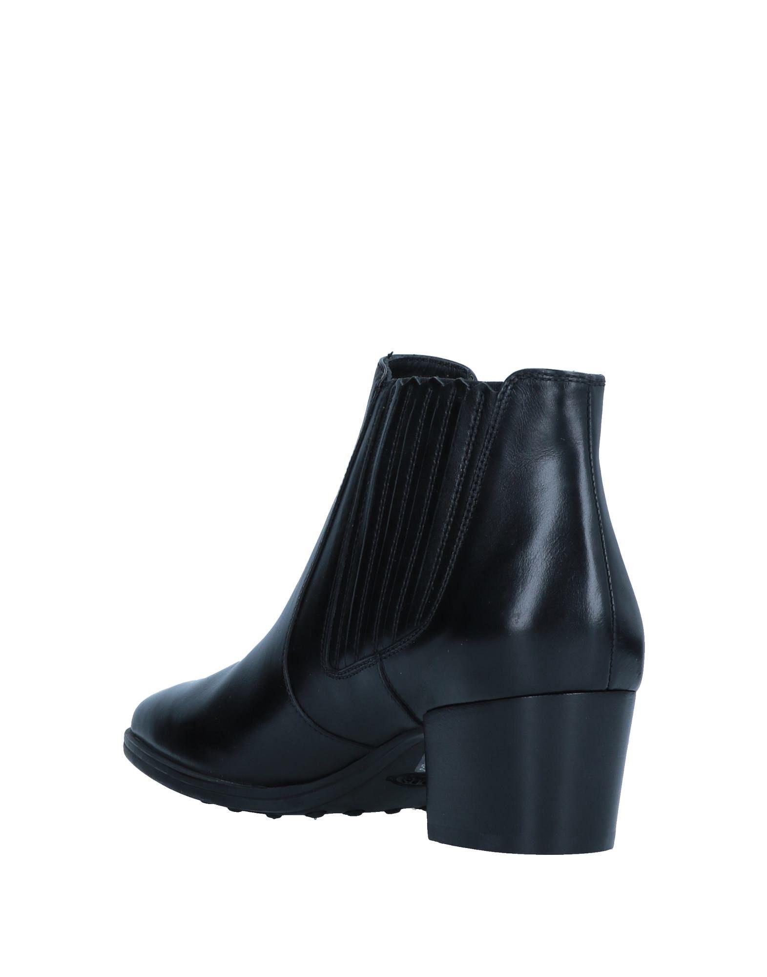 Tod's Stiefelette Damen gut  11542223DSGünstige gut Damen aussehende Schuhe 6f2092