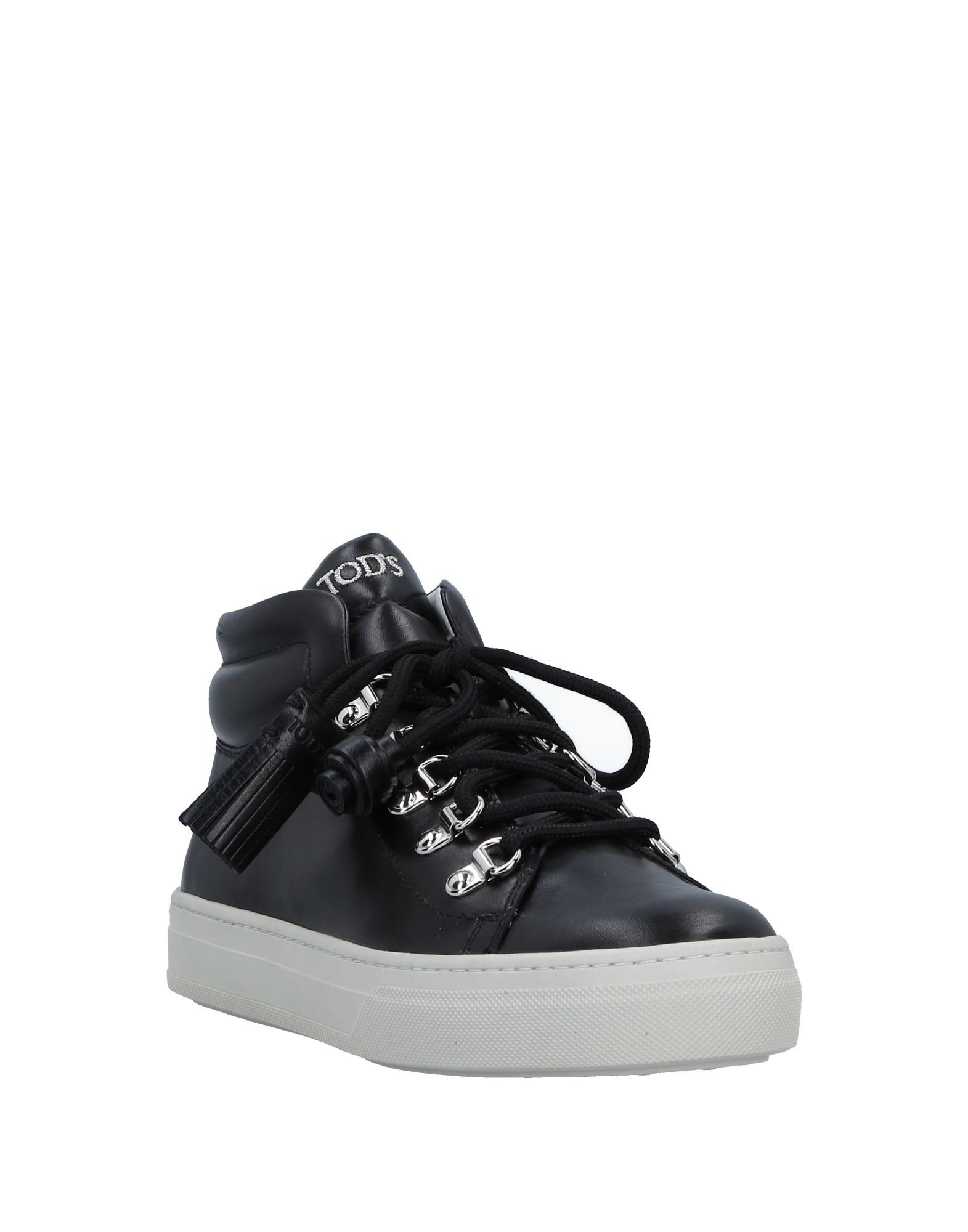 Tod's Sneakers aussehende Damen  11542242BIGünstige gut aussehende Sneakers Schuhe aaec66