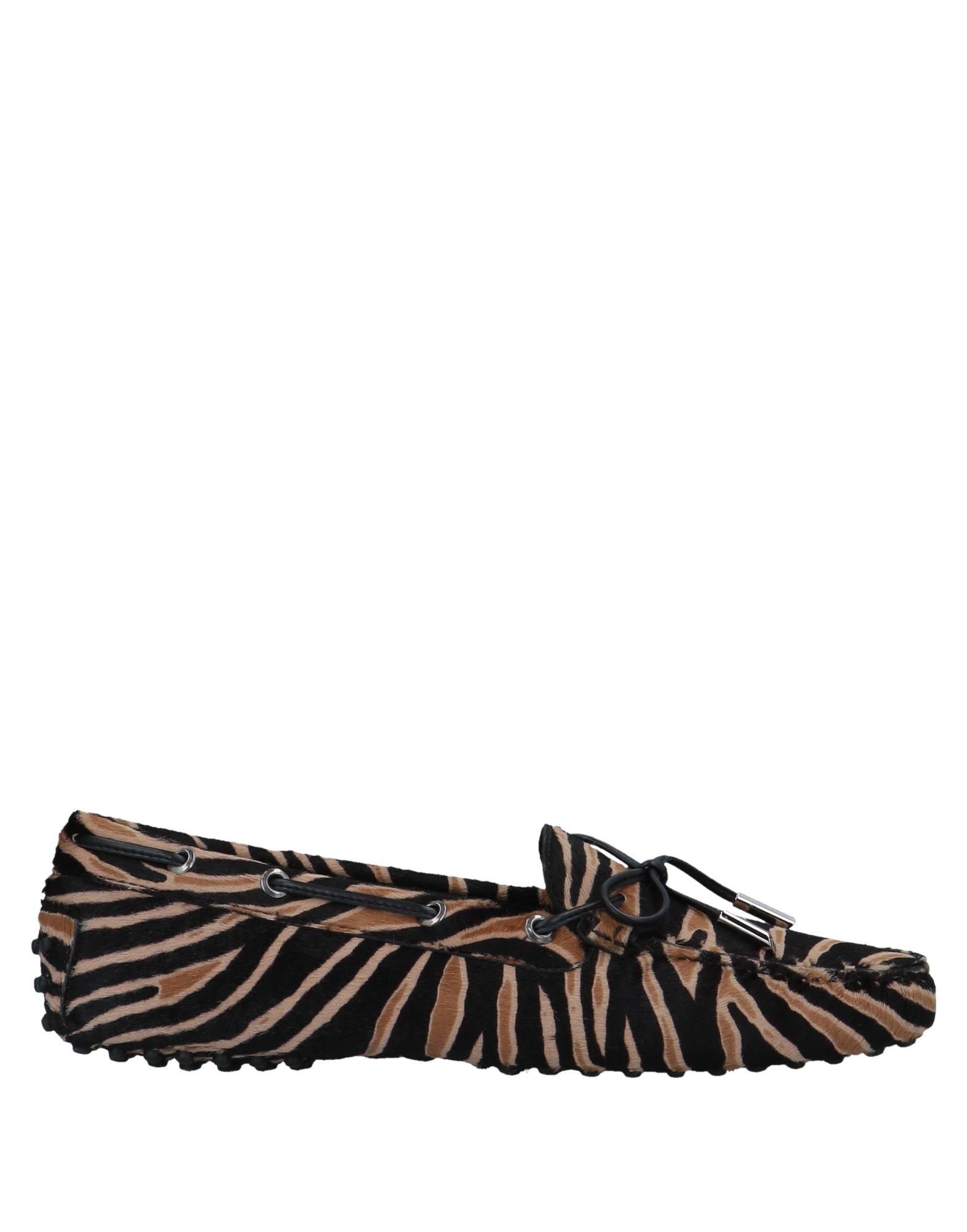 Rabatt Schuhe Tod's Mokassins Damen  11542252DG