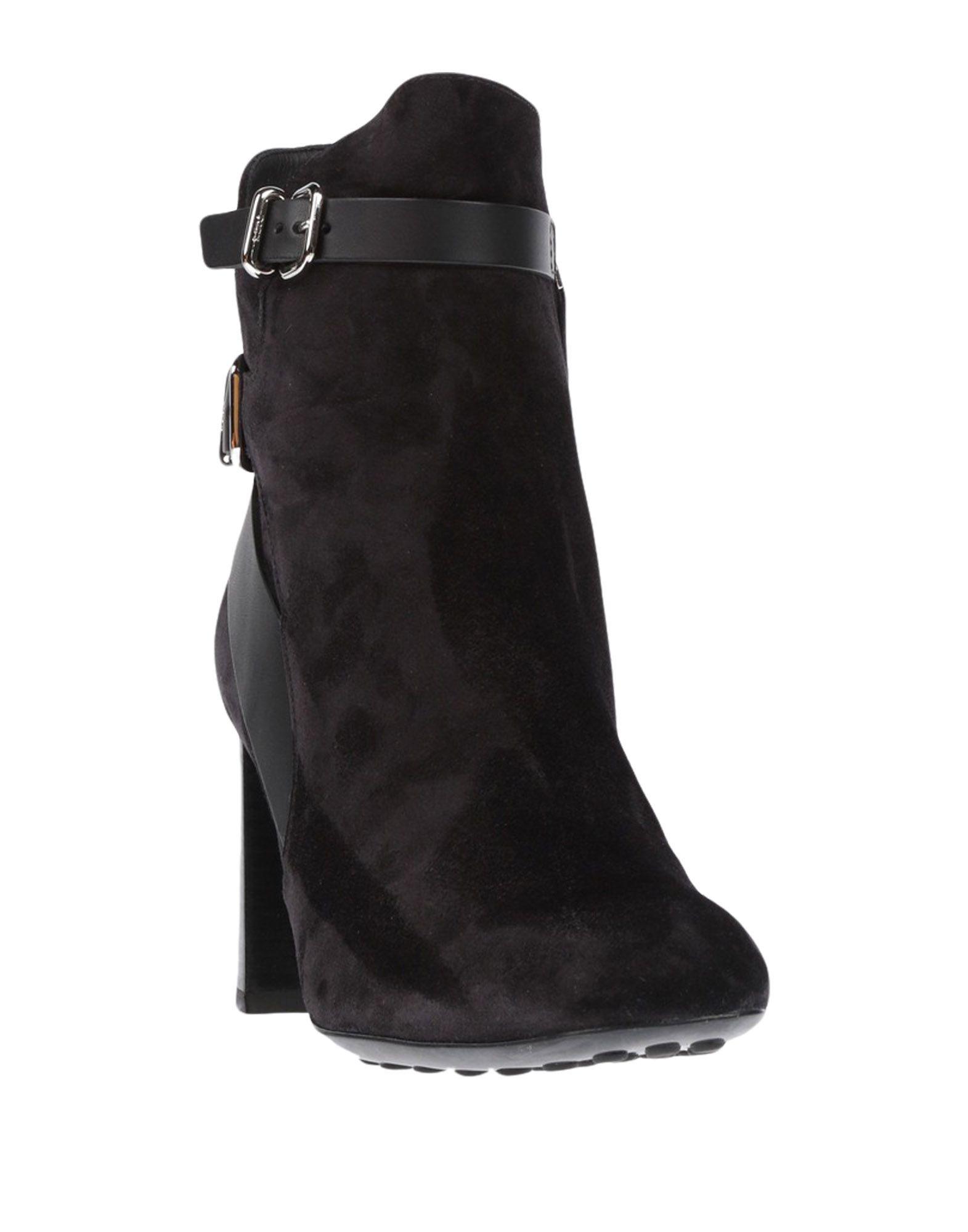 Tod's Stiefelette Damen  11542275BQGünstige gut aussehende Schuhe