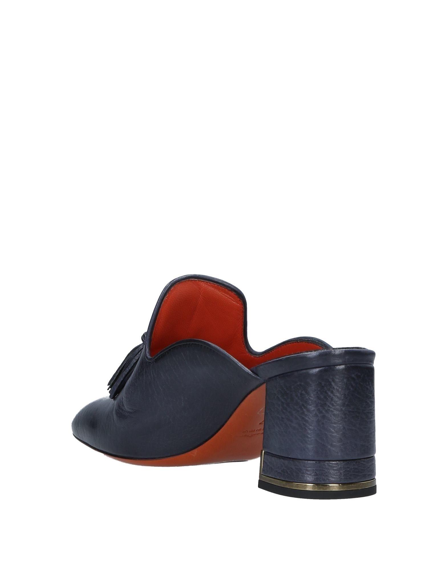 Santoni Pantoletten Damen  aussehende 11542287WNGünstige gut aussehende  Schuhe d04cee