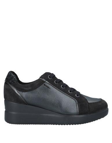 Zapatillas Geox Mujer - Zapatillas Geox - 11542320MC Plomo
