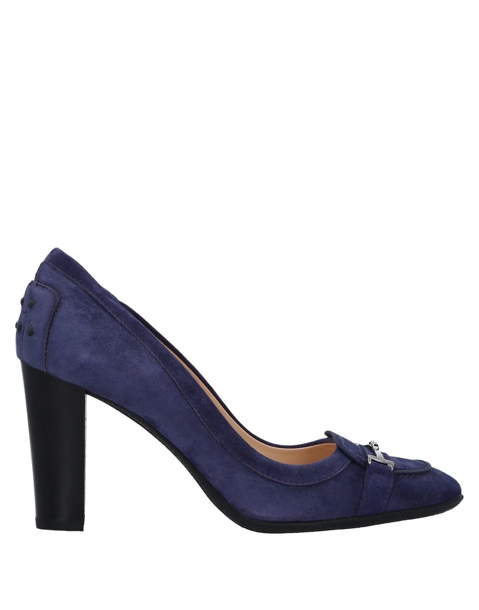 Rabatt Schuhe Tod's Mokassins Damen  11542323IL