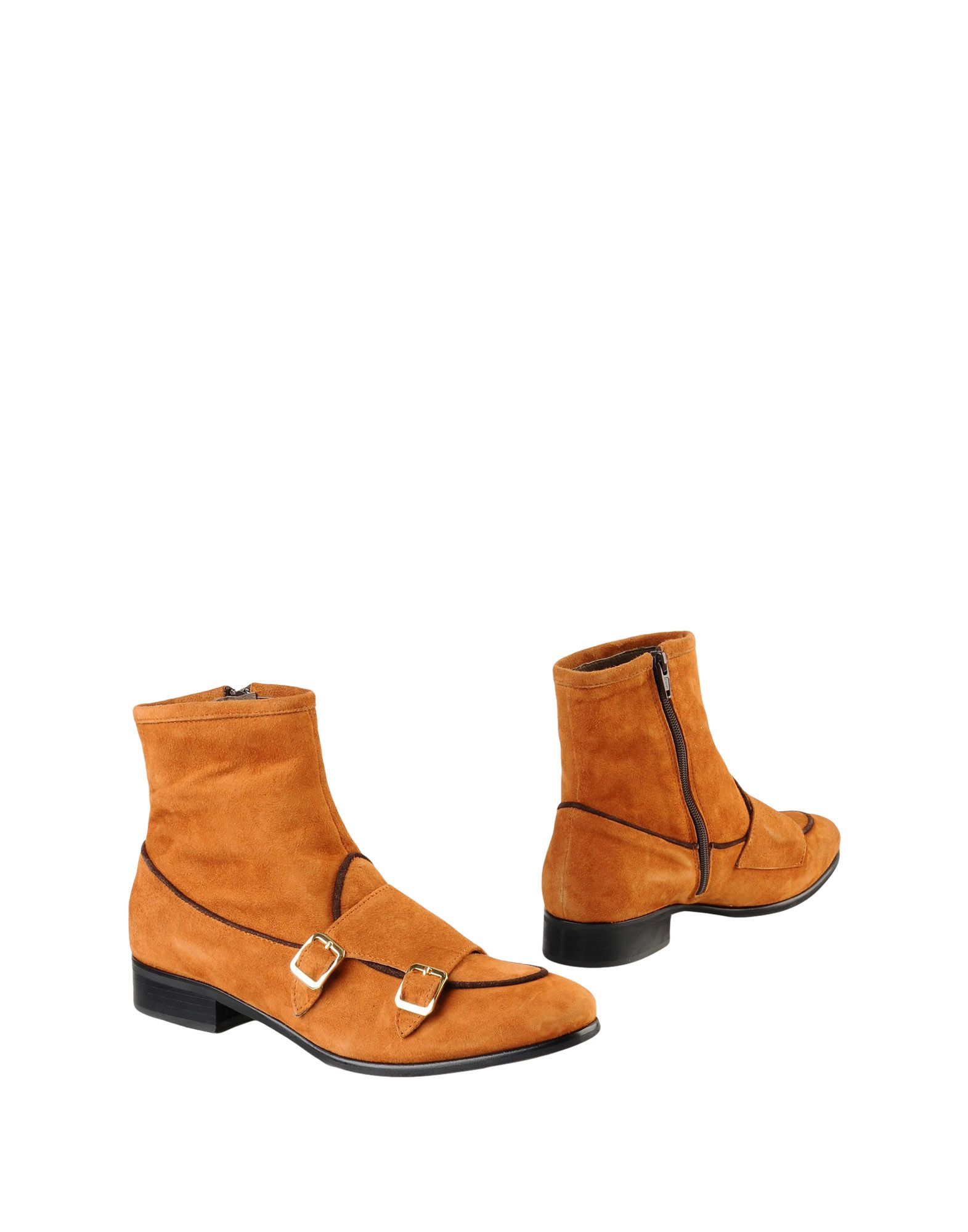 Stilvolle billige Schuhe Leonardo Principi Stiefelette Damen  11542346KM