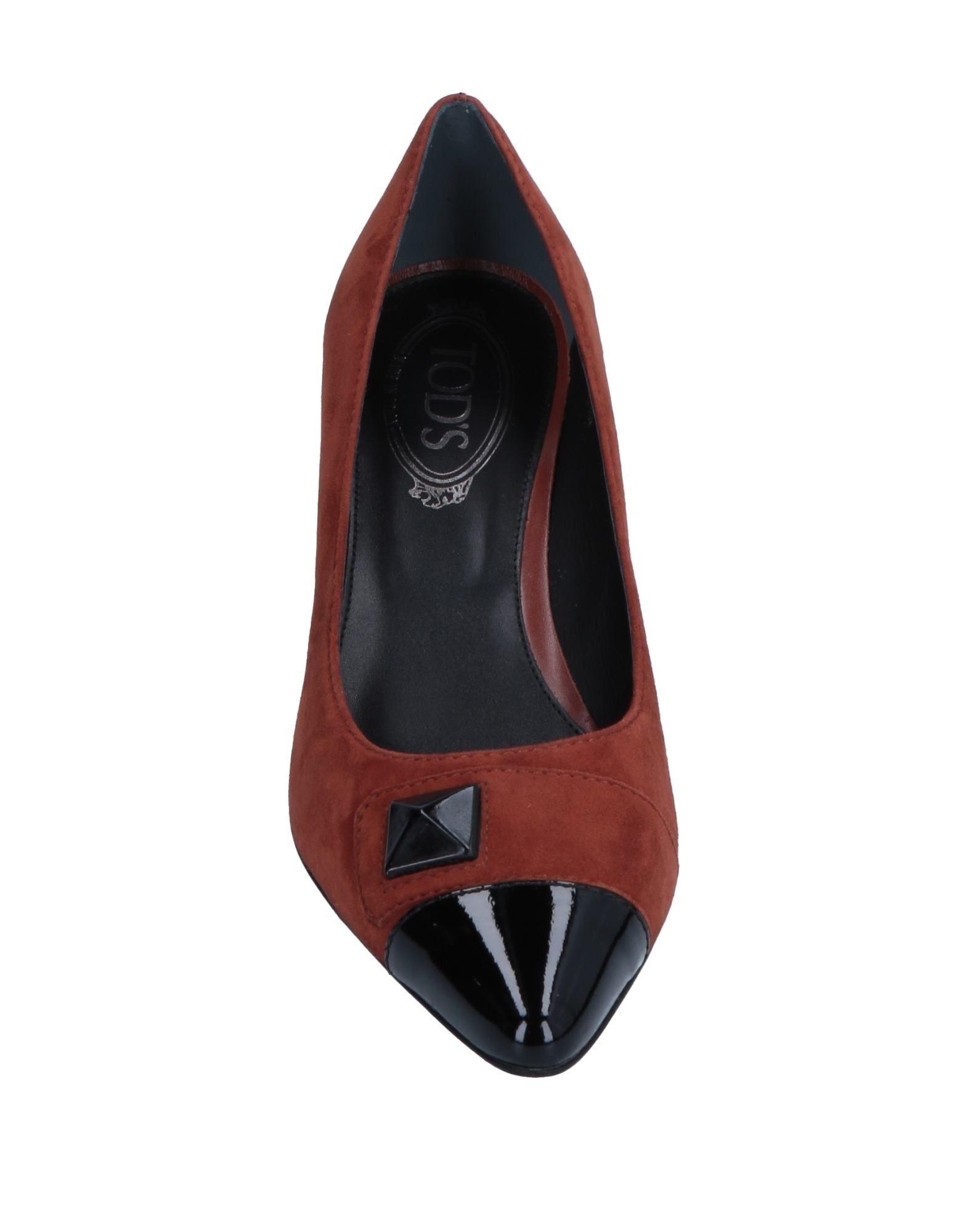 Rabatt Tod's Schuhe Tod's Rabatt Pumps Damen  11542358FV 6f1fdb