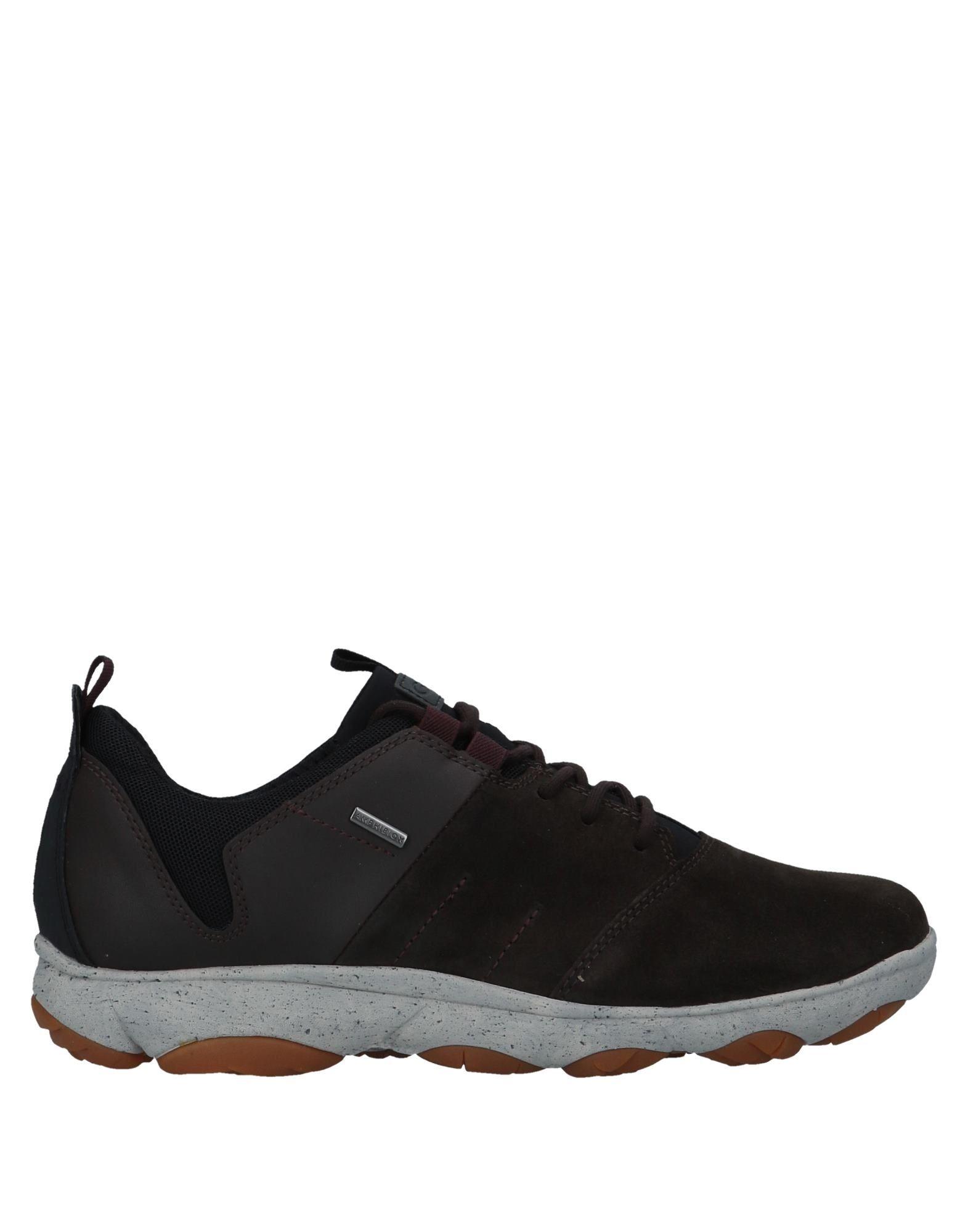 Sneakers Geox Homme - Sneakers Geox  Moka Super rabais
