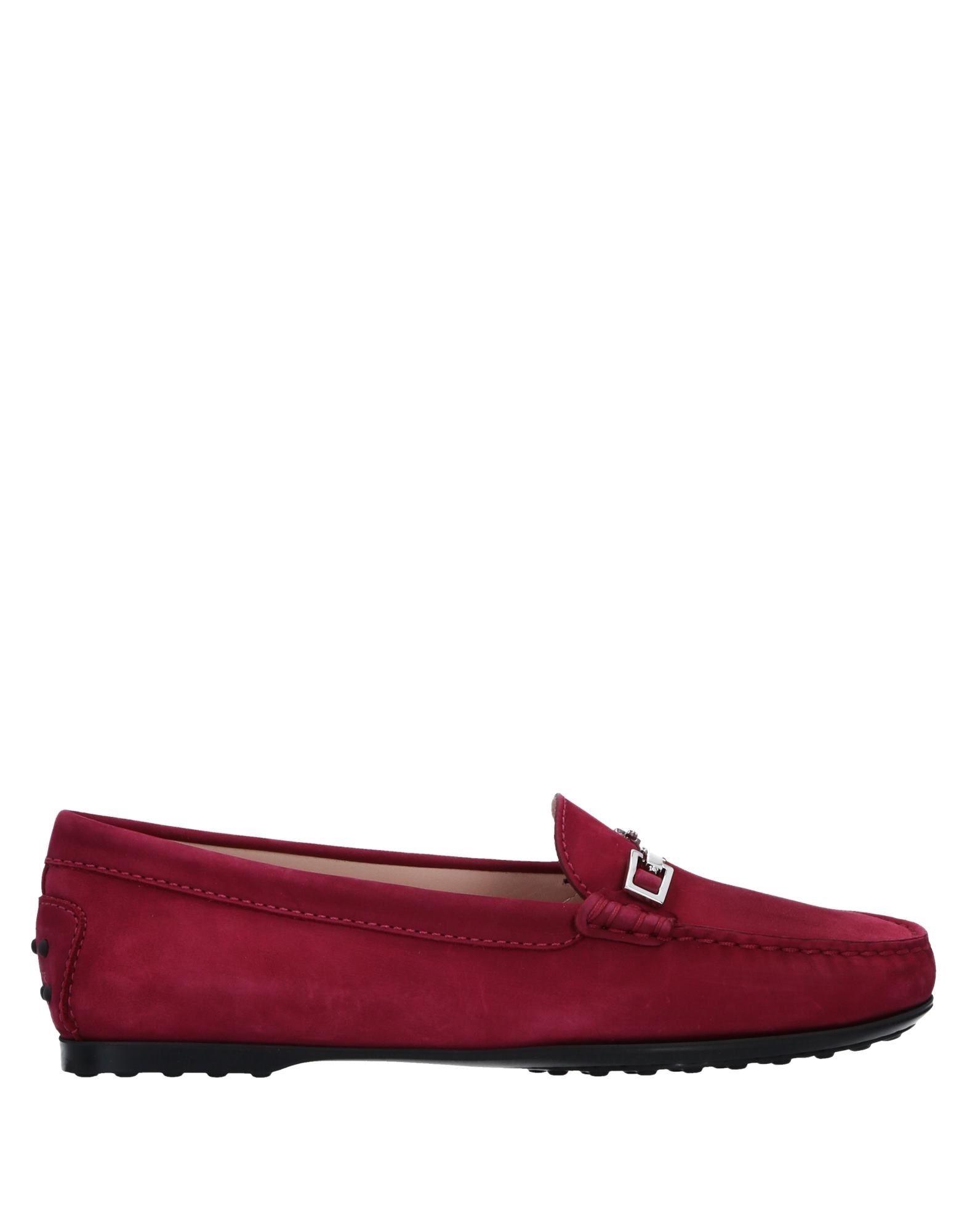 Rabatt Schuhe Tod's Mokassins Damen  11542385NX
