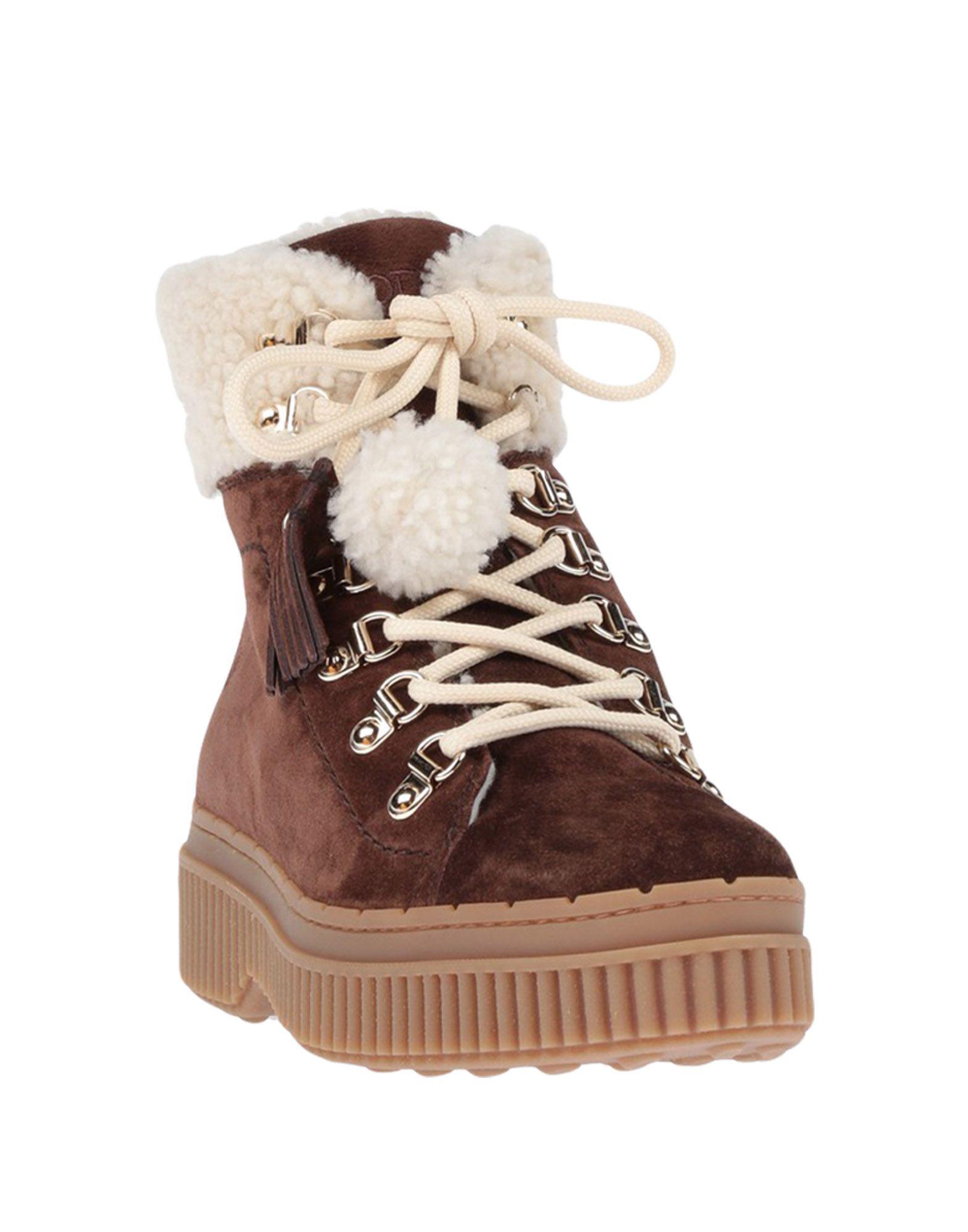 Tod's Stiefelette Damen Schuhe  11542420TLGünstige gut aussehende Schuhe Damen 37492f