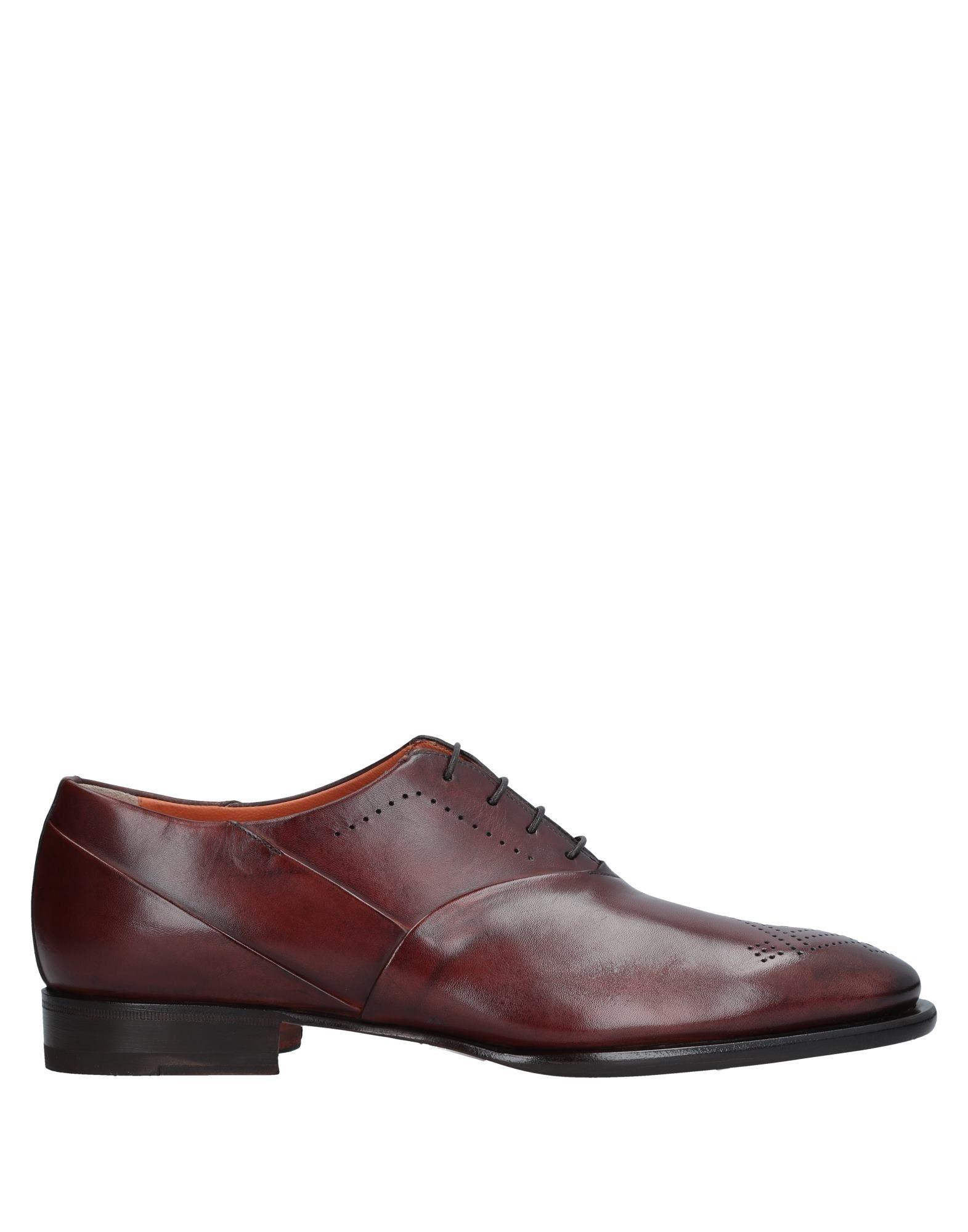 Santoni Schnürschuhe Herren  11542436WO Gute Qualität beliebte Schuhe