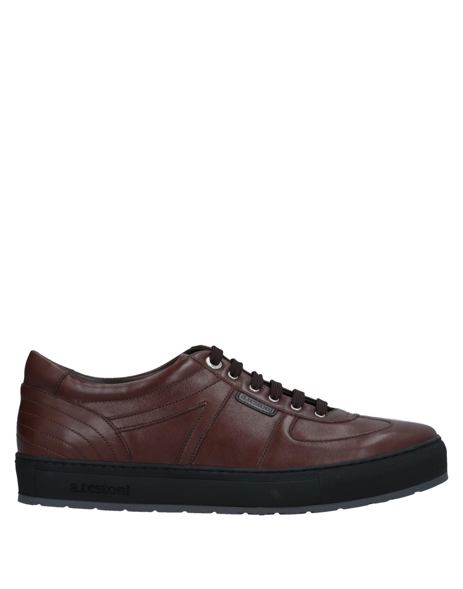 Sneakers A.Testoni Uomo - 11542488IO Scarpe economiche e buone