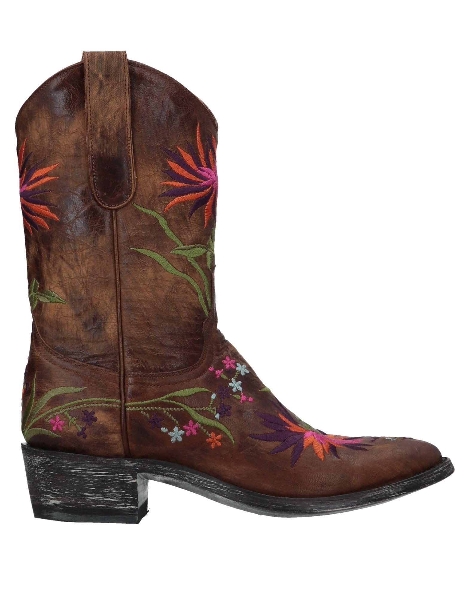Rabatt Schuhe Mexicana Stiefelette Damen  11542497JO