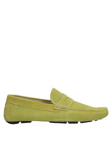 Zapatos con descuento Mocasín A.Testoni Hombre - Mocasines A.Testoni - 11542581BL Verde acido