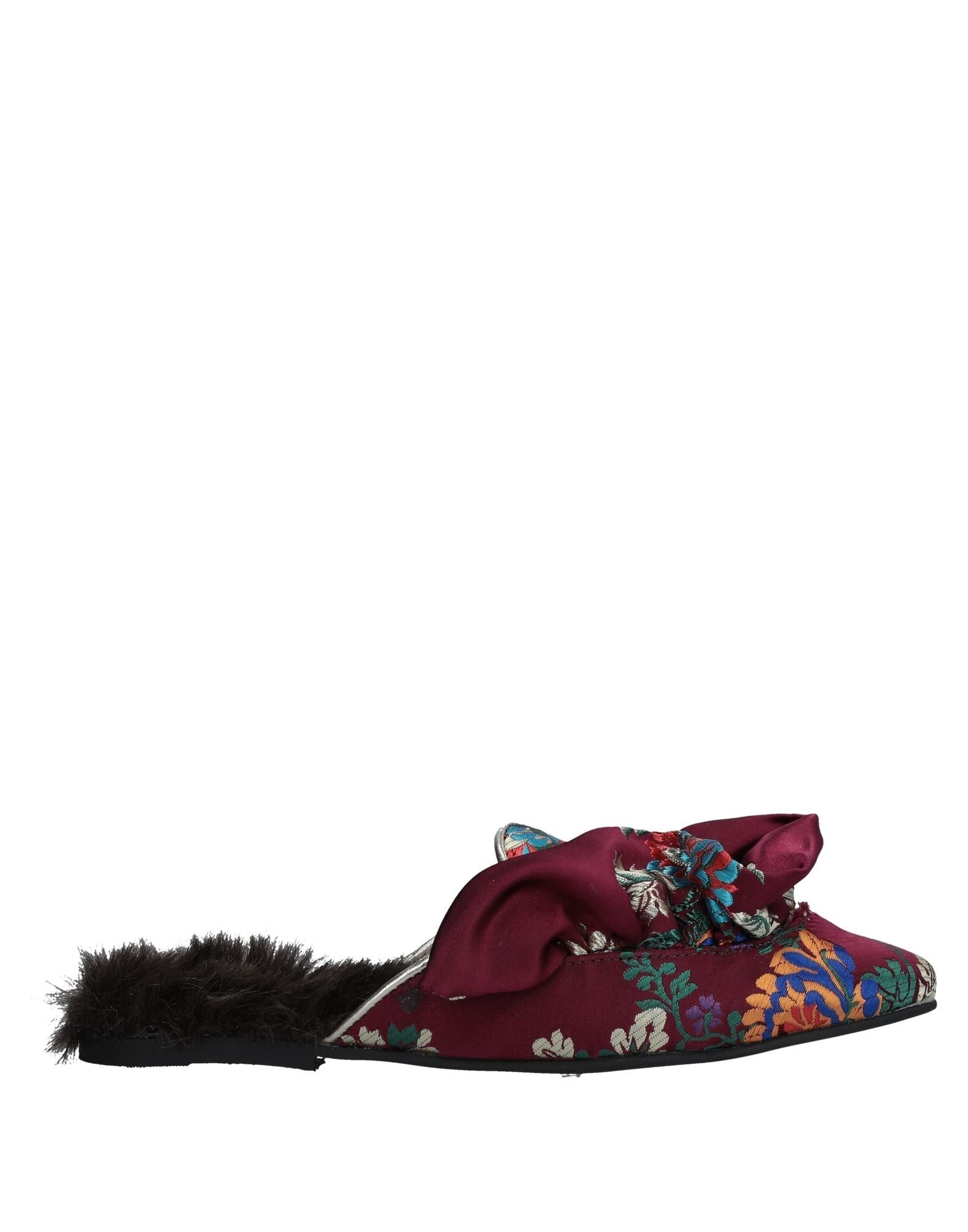 Stilvolle 14 billige Schuhe Via Vela 14 Stilvolle Pantoletten Damen  11542695HJ 07a243
