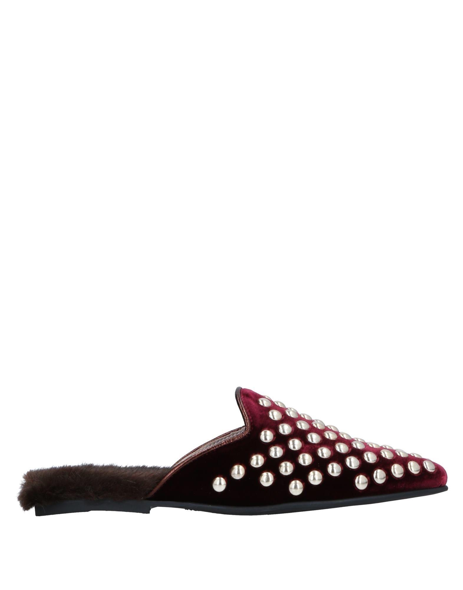 Via Vela 14 Pantoletten Damen  11542711LWGut aussehende strapazierfähige Schuhe