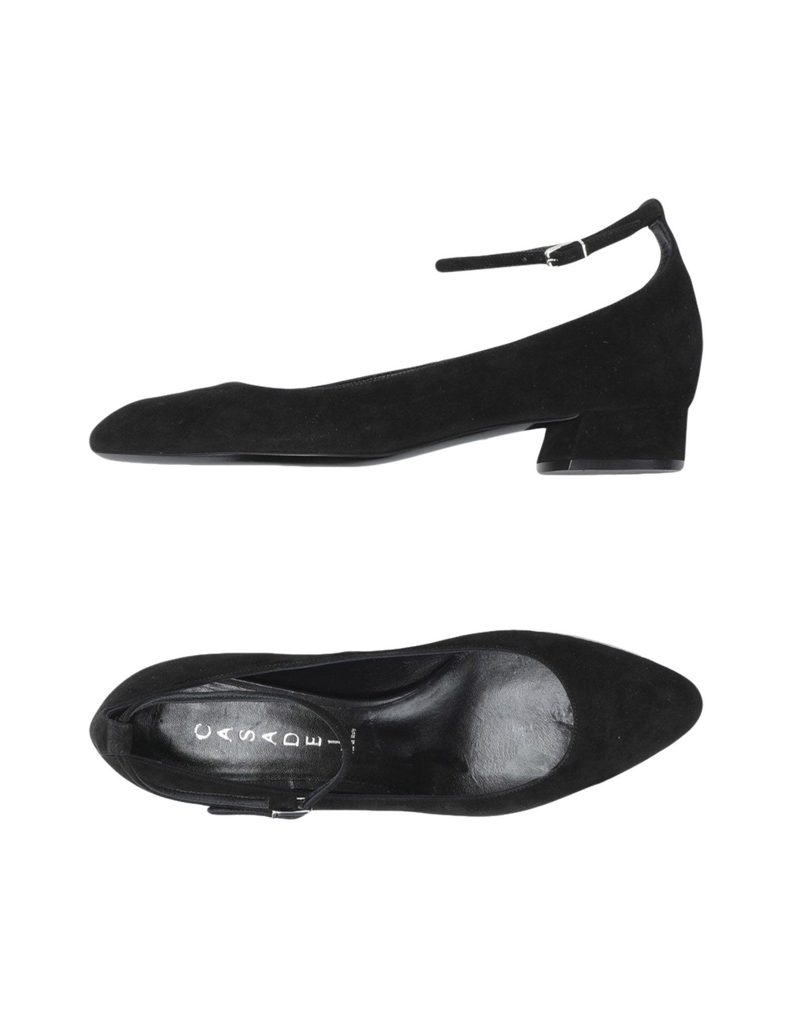 Escarpins Casadei Femme - Escarpins Casadei Noir Dernières chaussures discount pour hommes et femmes