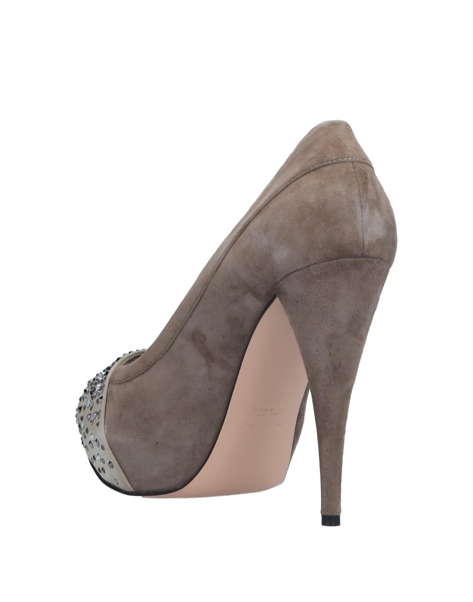 Stilvolle billige Schuhe Damen Grau Mer Pumps Damen Schuhe  11542825GJ 4f0ef9