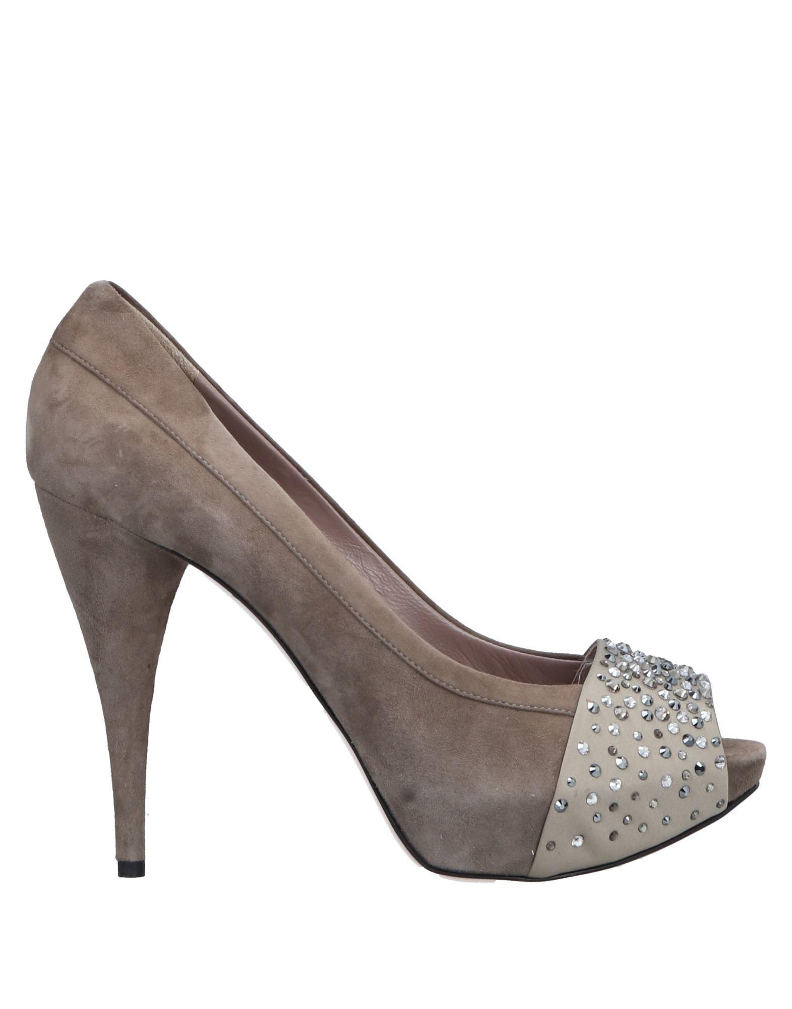 Descuento de la marca Zapato De Salón Salón De Grey Mer Mujer - Salones Grey Mer  Caqui 1b2308