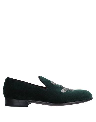 Zapatos con descuento Mocasín Dolce & Gabbana Hombre - Mocasines Dolce & Gabbana - 11542869WR Verde oscuro