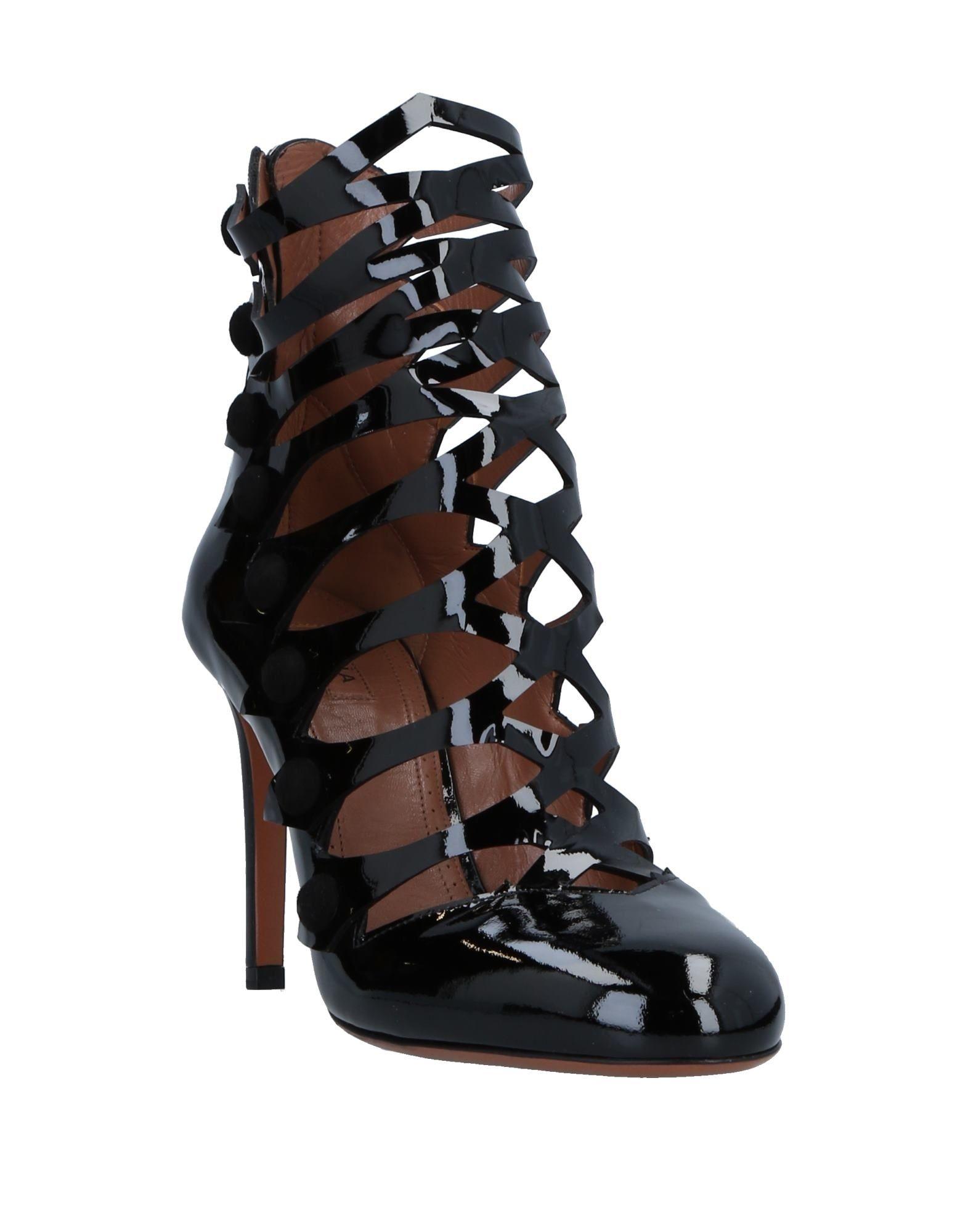 Alaïa Sandalen Damen gut  11542873SEGünstige gut Damen aussehende Schuhe 1ba1fc