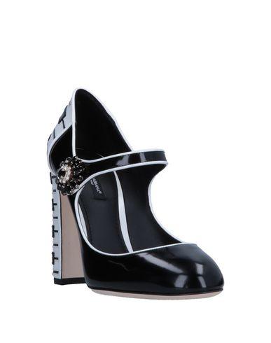 amp; Dolce Gabbana Gabbana Noir Dolce amp; Escarpins Gabbana amp; Noir Dolce Escarpins CRrCwx8B