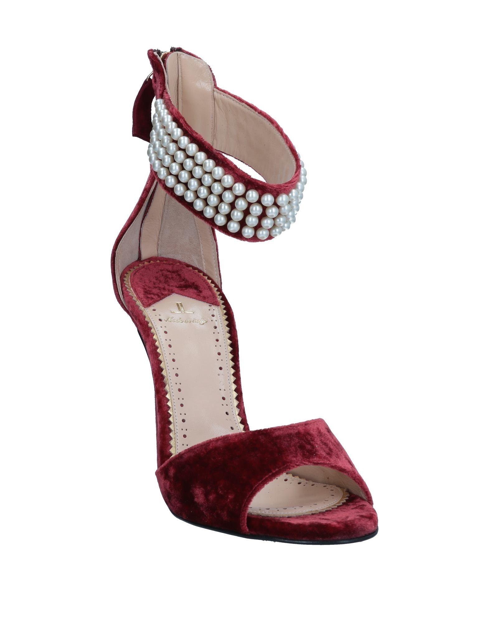 Rabatt Damen Schuhe Louis Leeman Sandalen Damen Rabatt  11542914CR c3e160