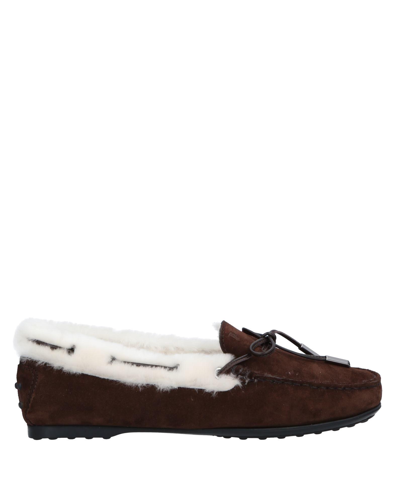Rabatt Schuhe Tod's Mokassins Damen  11542921WJ
