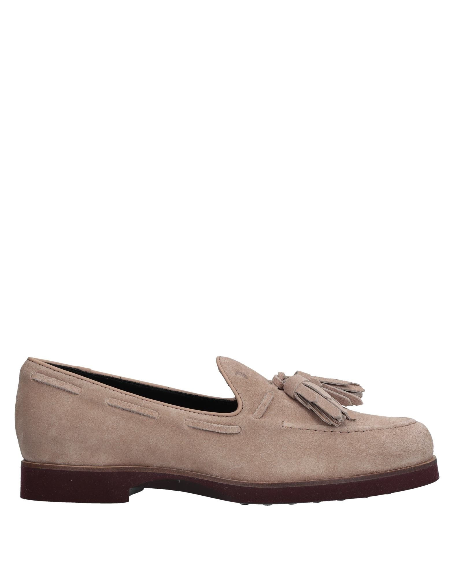 Rabatt Schuhe Tod's Mokassins Damen  11542991AU