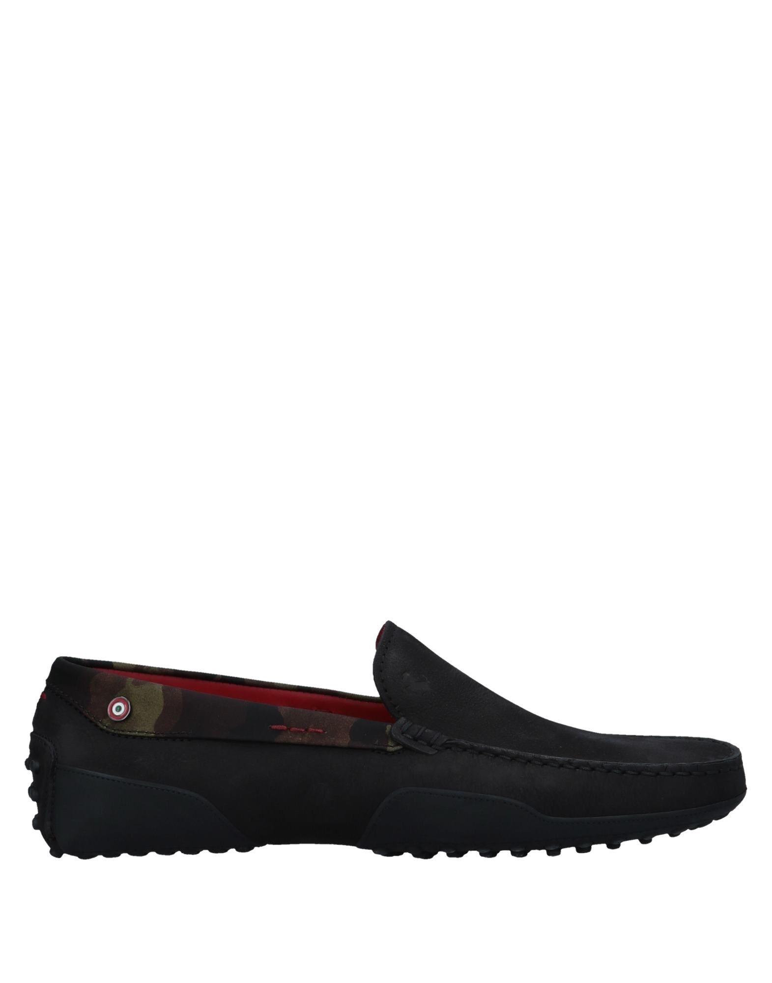Tod's For Ferrari Mokassins Herren  11543028KU Neue Schuhe