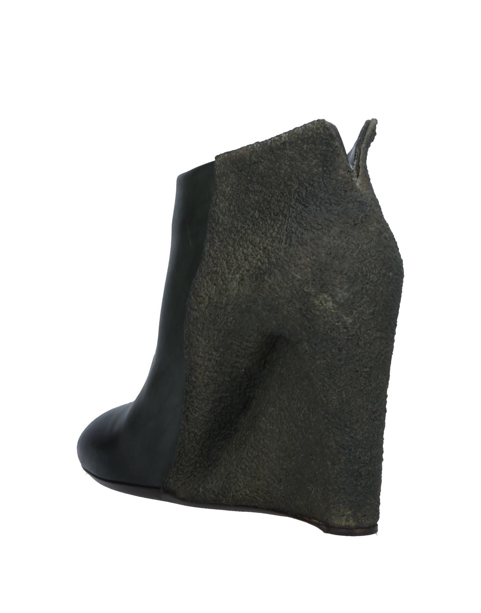 Rabatt Schuhe Del Carlo Stiefelette Damen  11543047JG