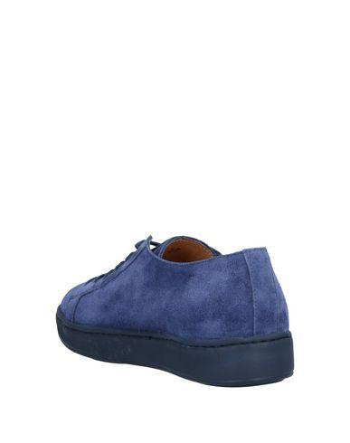 Santoni Sneakers Bleu Bleu Santoni Foncé Sneakers Sneakers Santoni Bleu Foncé OOrd6wxpqn