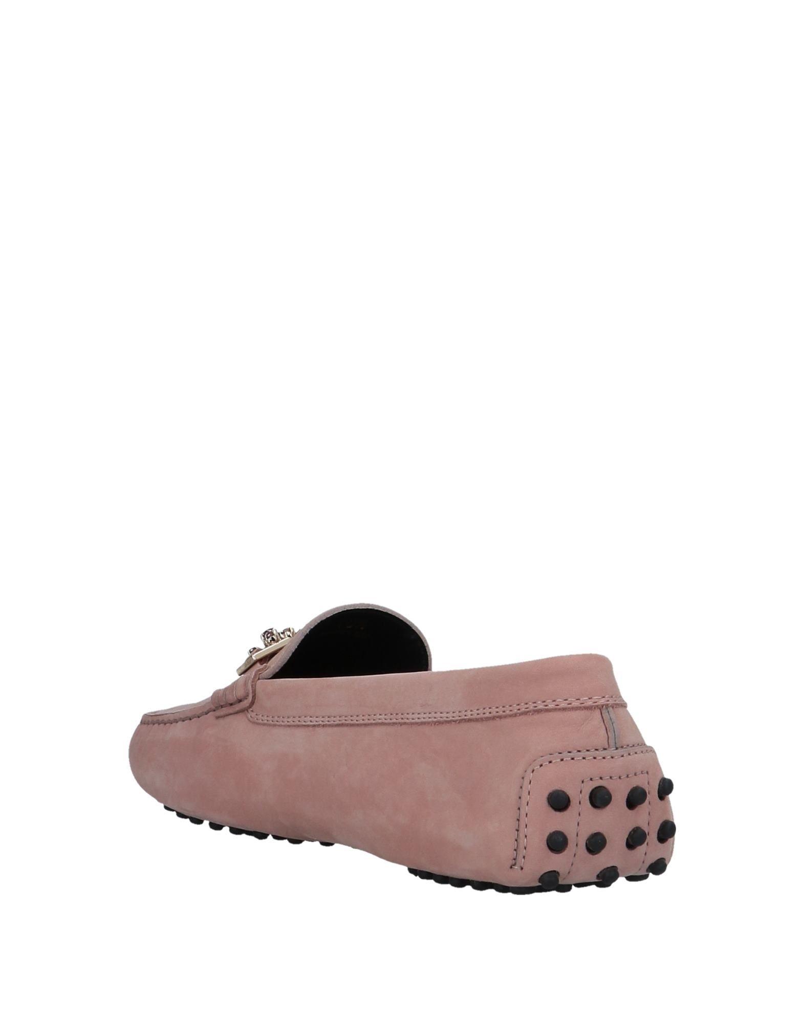 Rabatt Schuhe Tod's Mokassins Damen  11543076IW