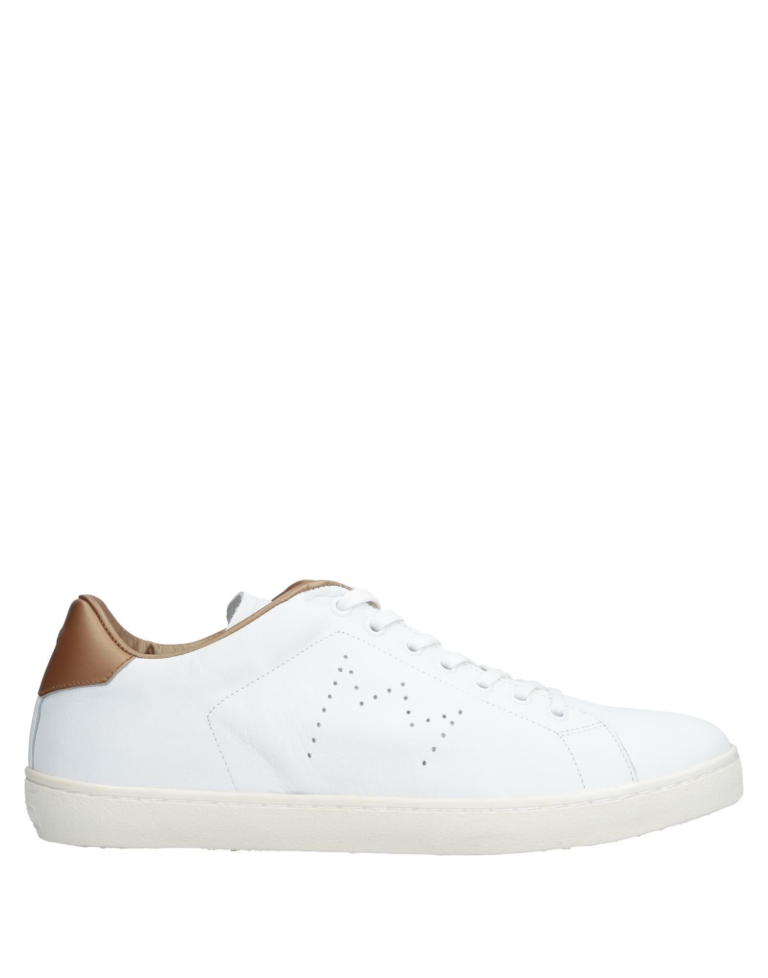 Sneakers Leather Crown Uomo - 11543093OI