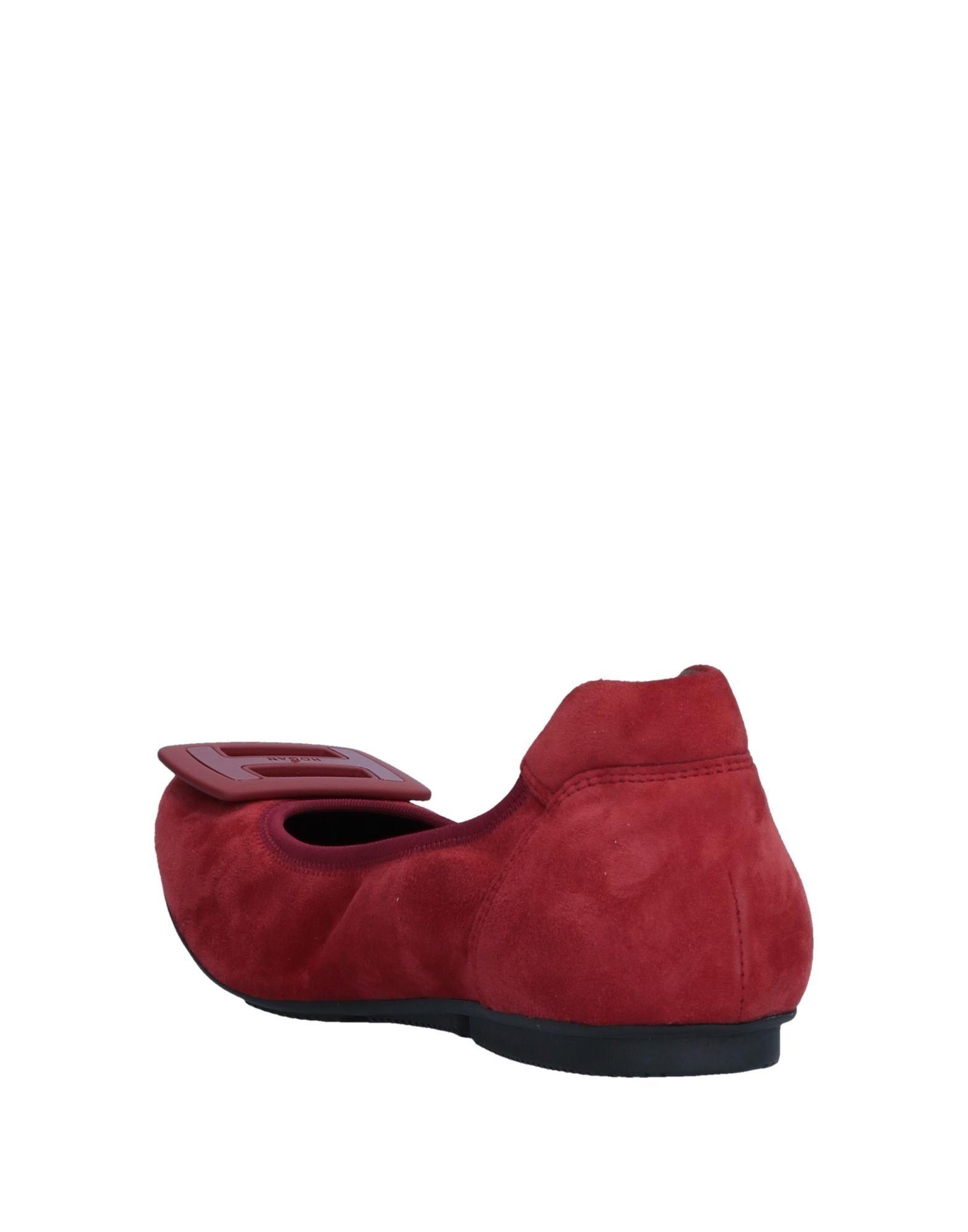 Hogan Ballerinas Damen  11543098LMGut aussehende strapazierfähige Schuhe