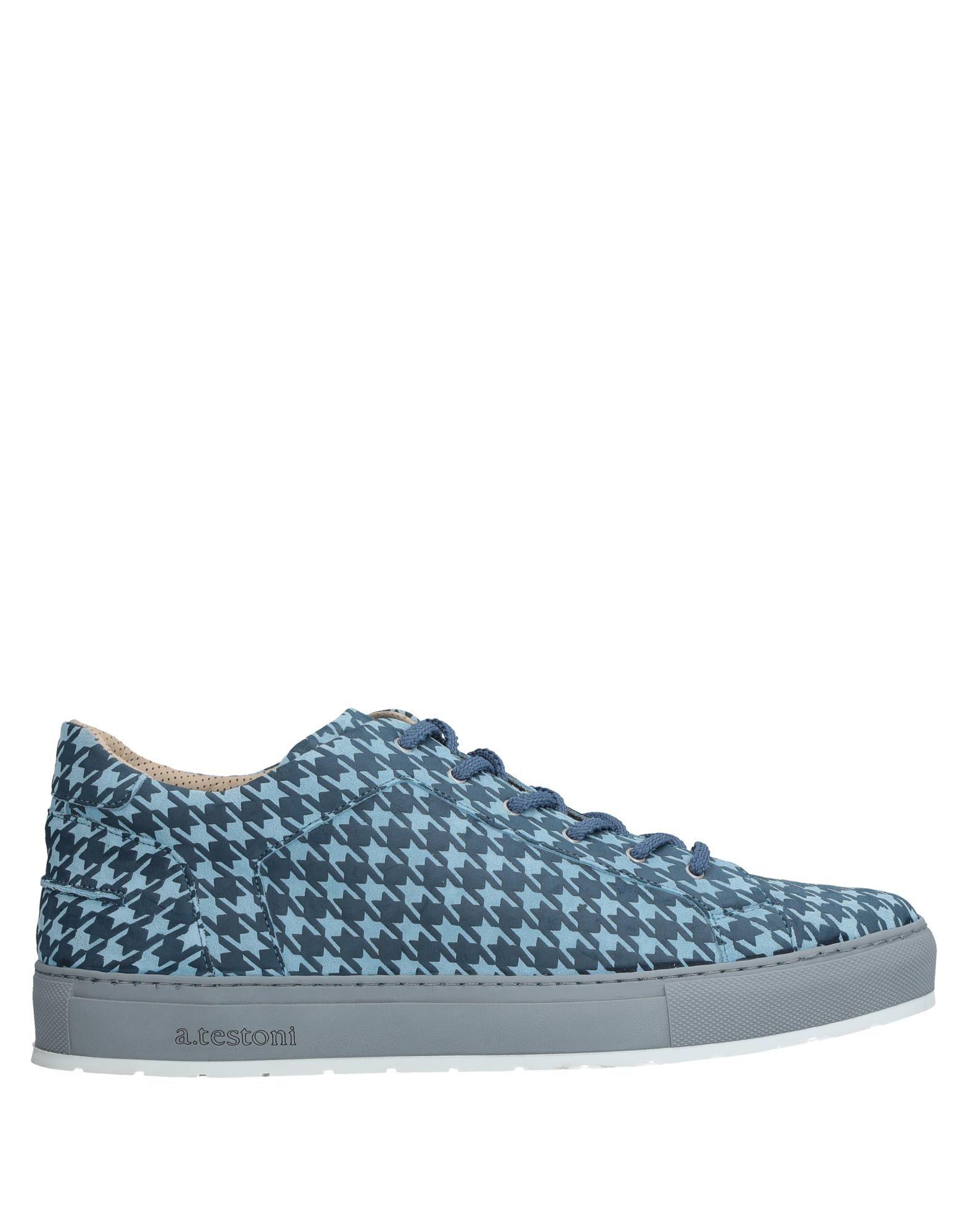 A.Testoni Sneakers Herren  11543100UA Gute Qualität beliebte Schuhe
