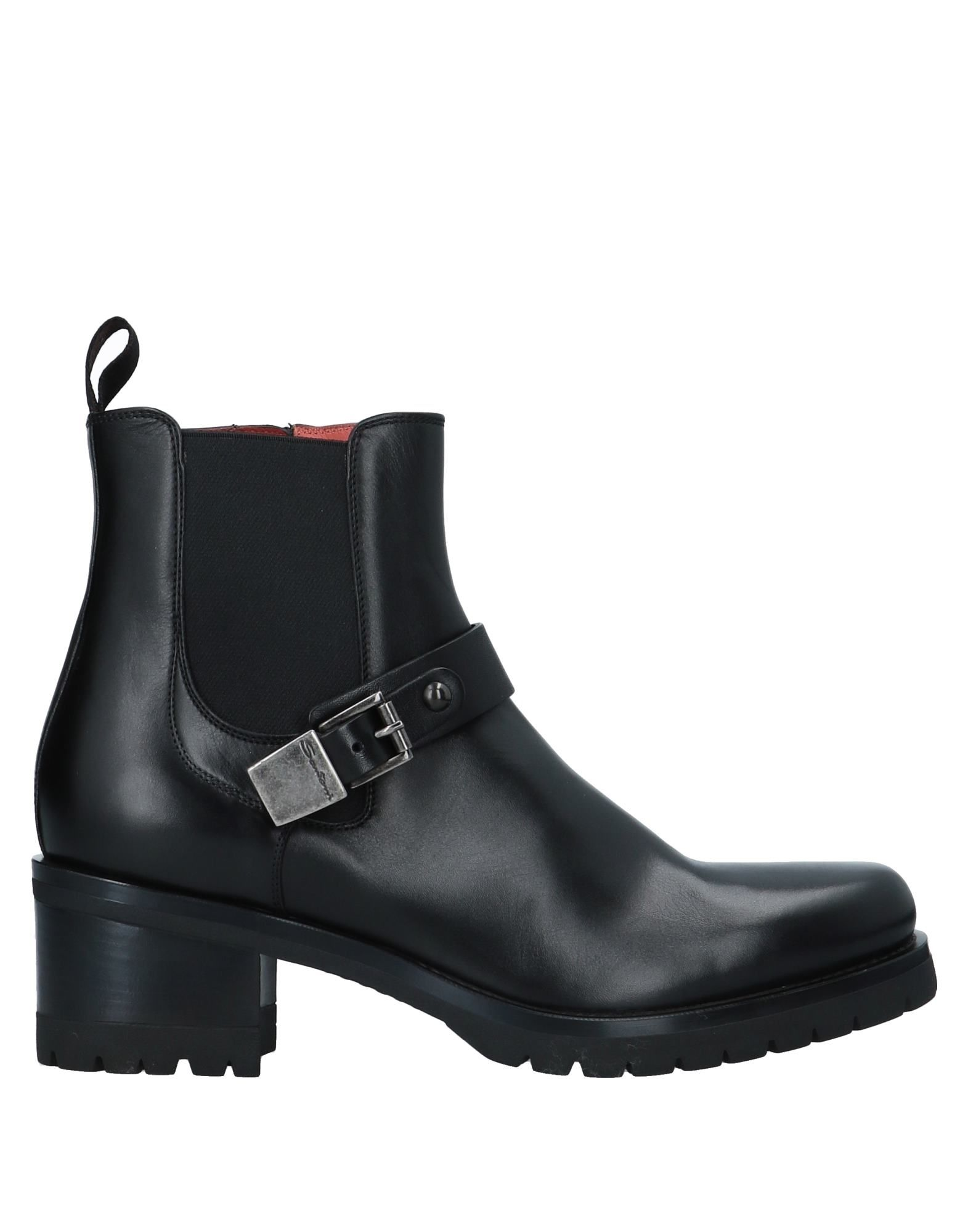 Santoni Stiefelette Damen  11543132GNGünstige gut aussehende Schuhe
