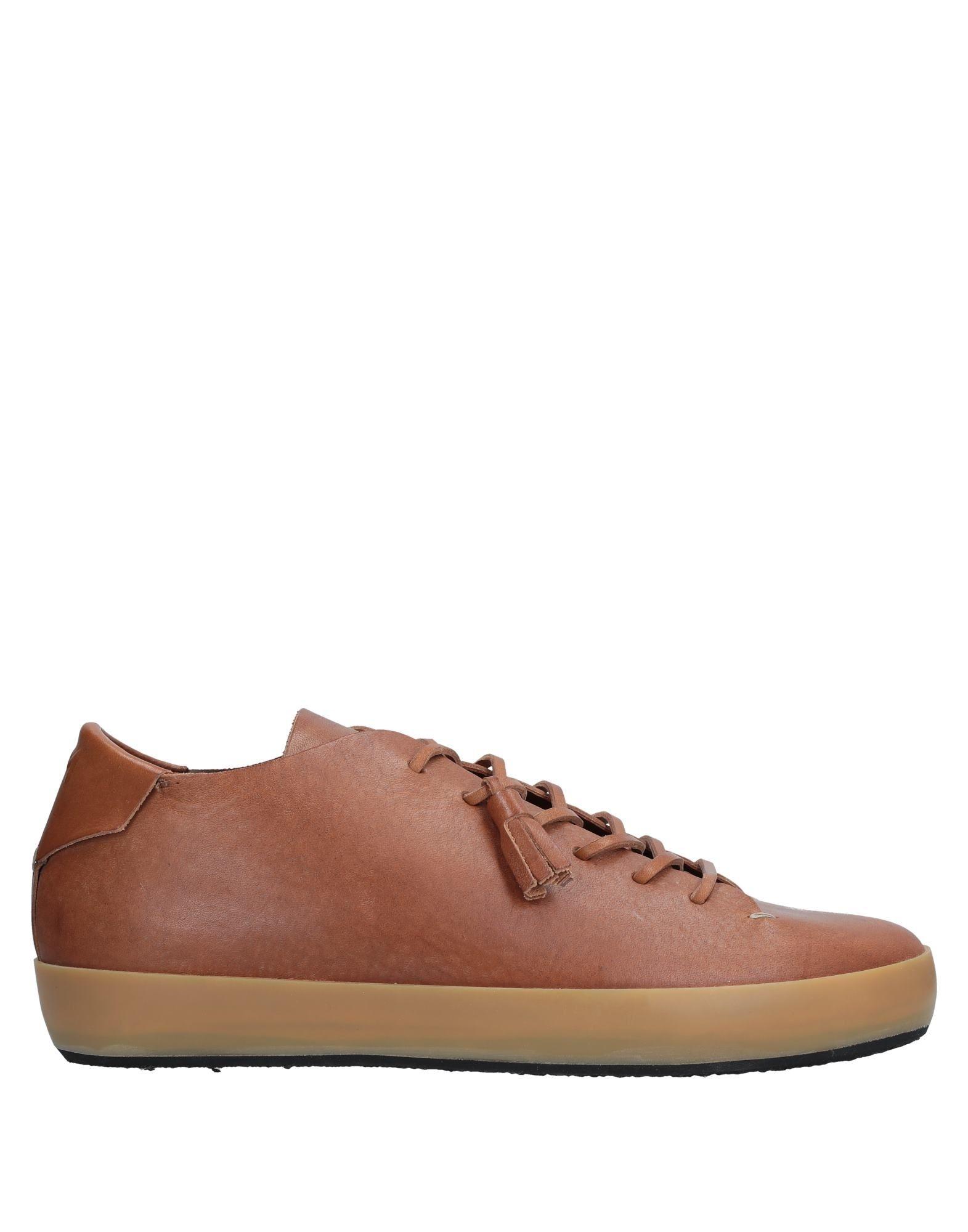 Leather Crown Sneakers Herren  11543169UL