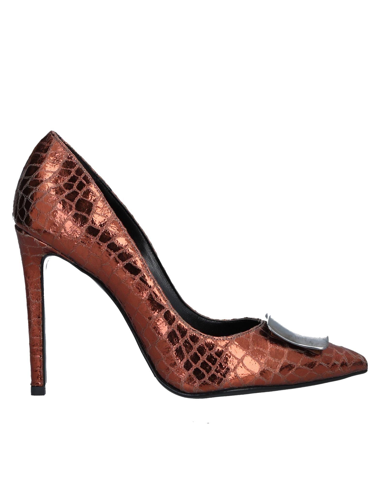 Zapatos casuales salvajes Zapato De Salón Gianni Marra Mujer - Salones Salones - Gianni Marra  Cobre 0b7205