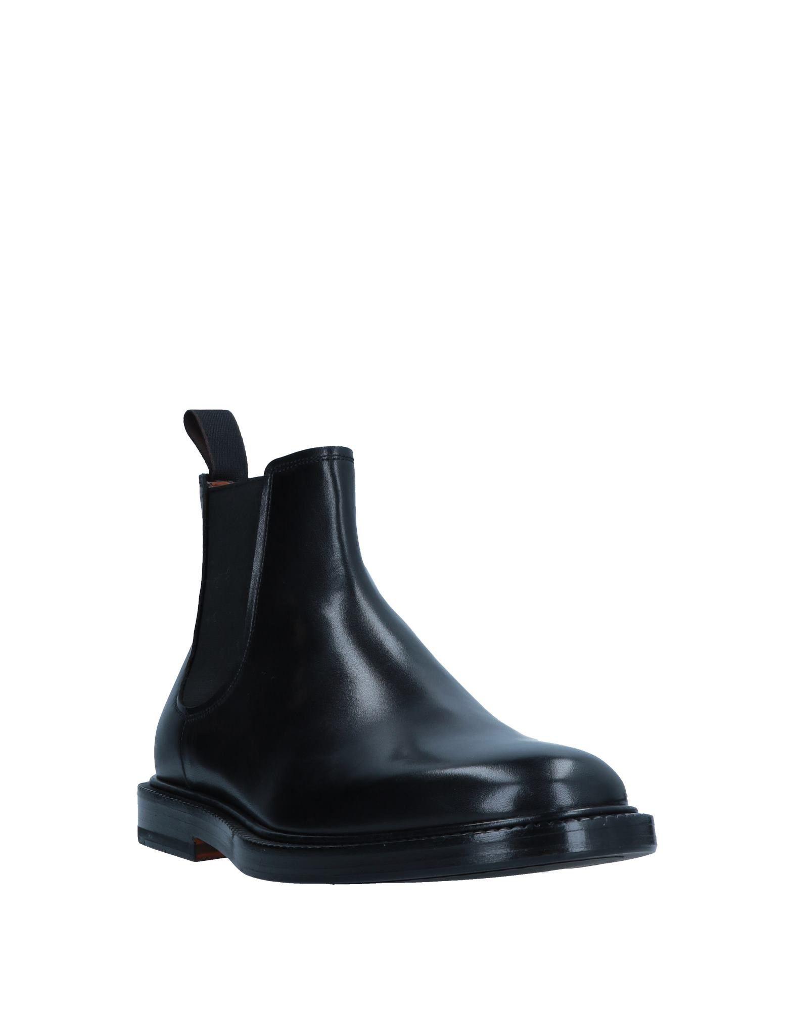 Santoni Stiefelette Qualität Herren  11543202FA Gute Qualität Stiefelette beliebte Schuhe 0f3b4d