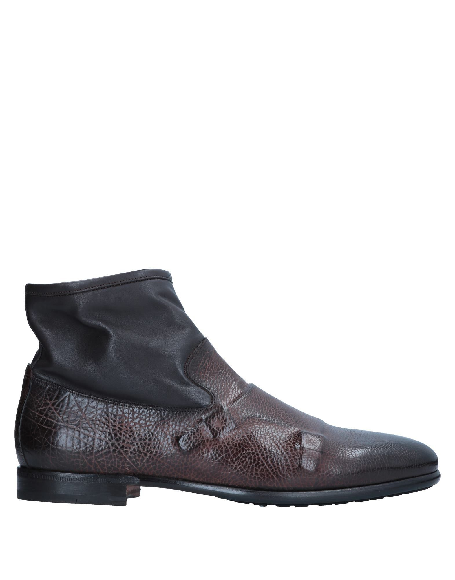 Santoni Stiefelette Herren  11543218CX Gute Qualität beliebte Schuhe