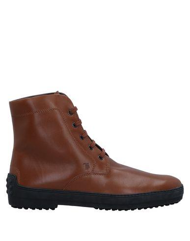 Zapatos Hombre con descuento Botín Tod's Hombre Zapatos - Botines Tod's - 11543236CF Marrón e79e6f